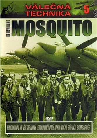 DVD-De Havilland Mosquito