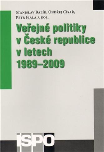 Veřejné politiky v České republice v letech 1989–2009