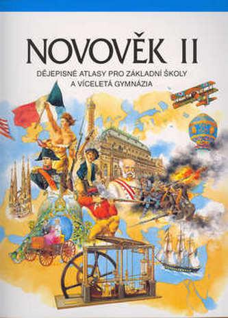 Novověk II. - Dějepisné atlasy pro ZŠ a víceletá gymnázia