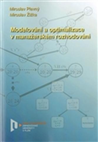 Modelování a optimalizace v manažerském rozhodování