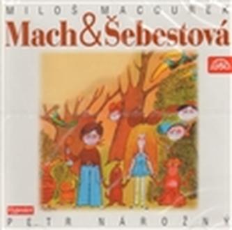 CD-Mach a Šebestová
