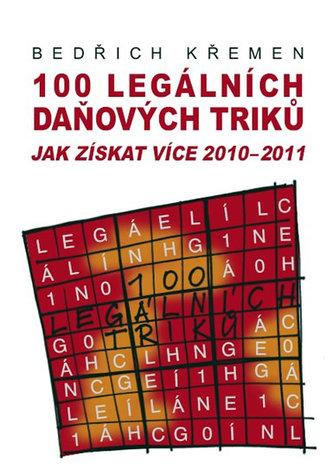 100 legálních daňových triků jak získat více
