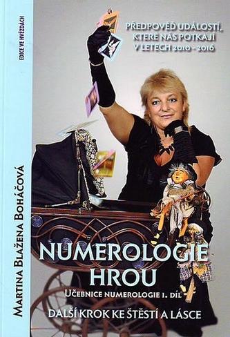 Numerologie hrou - Učebnice numerologie 1. díl.