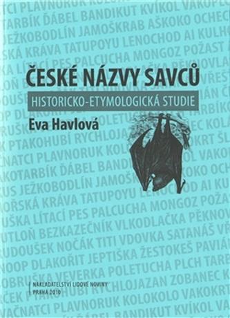 České názvy savců