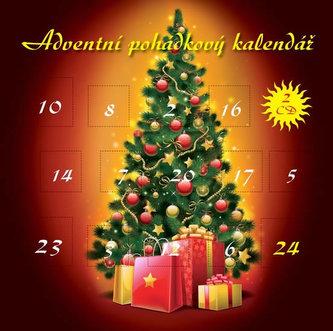 CD-Adventní pohádkový kalendář