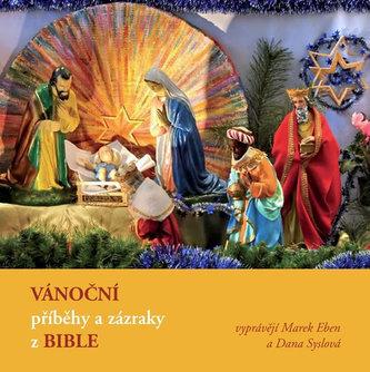 CD-Vánoční příběhy a zázraky z Bible