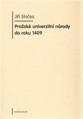 Pražské univerzitní národy do roku 1409
