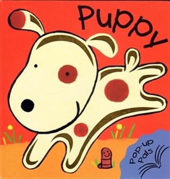 Puppy - Pop Up Book