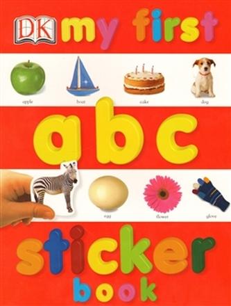 My First ABC Sticker Book