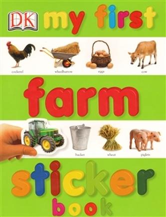 My First Farm Sticker Book