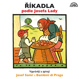 CD-Říkadla podle Josefa Lady - Josef Lada