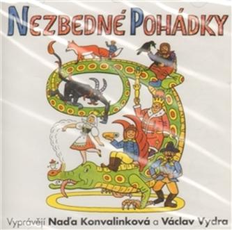 CD-Nezbedné pohádky - Josef Lada