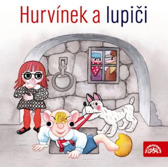 Hurvínek a lupiči CD - Divadlo S + H