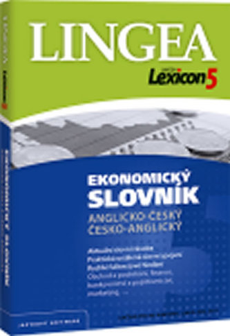 CDROM - Anglický ekonomický slovník