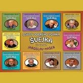 CD-Osudy dobrého vojáka Švejka (komplet 20 CD)