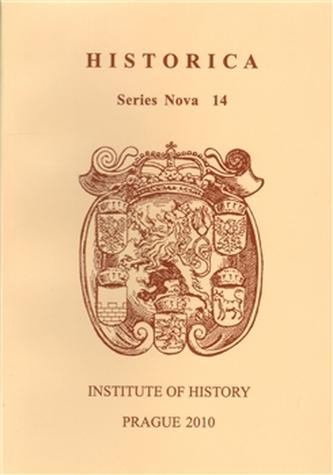 Historica. Series Nova 14