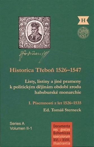 Historica Třeboň 1526-1547