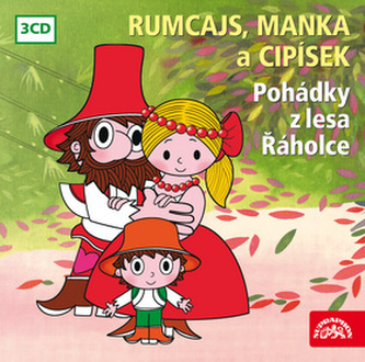 CD-Rumcajs, Manka a Cipísek