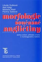 Morfologie současné angličtiny