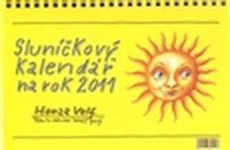 Sluníčkový kalendář 2011 /stolní/