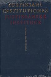 Iustiniani Institutiones, Justiniánské instituce